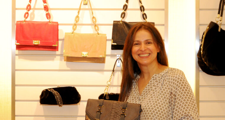 Designer Blanca Lesser of Olivia + Joy Explains The Importance Of A Good Handbag