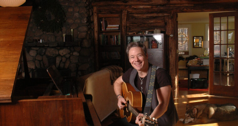 Singer Brady Rymer Explains How The Family That Rocks Together, Stays Together