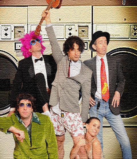 The Dirty Sock Funtime Band Comes Clean About Music, Movement, And Making Family Memories