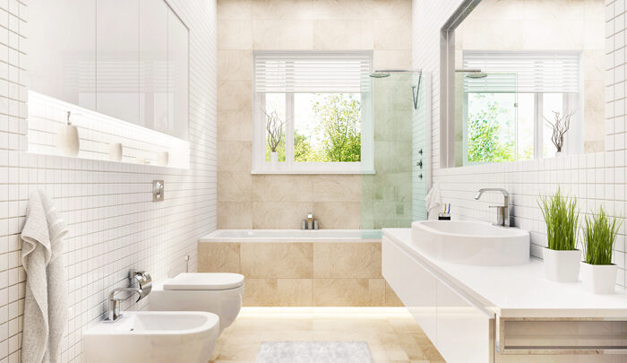 7 Small Bathroom Renovations That Are Beautiful And Practical