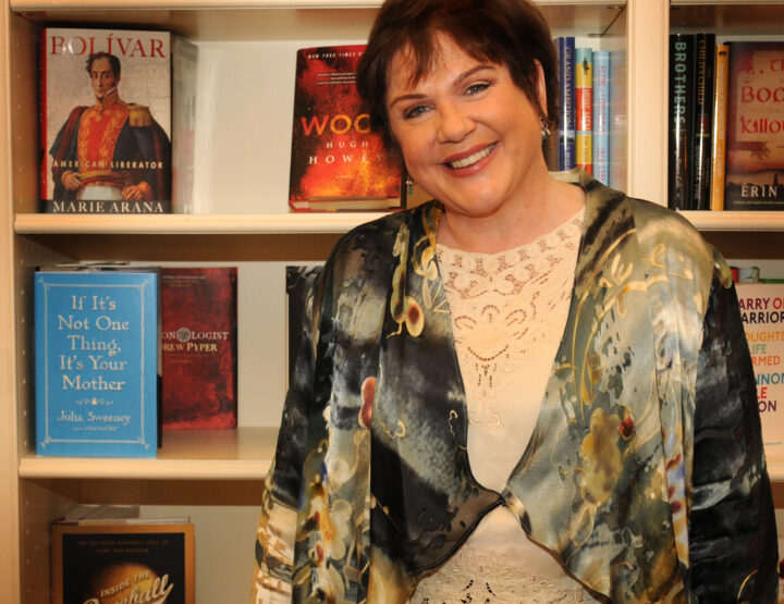 Actress and Author Julia Sweeney Knows If It's Not One Thing, It's Your Mother