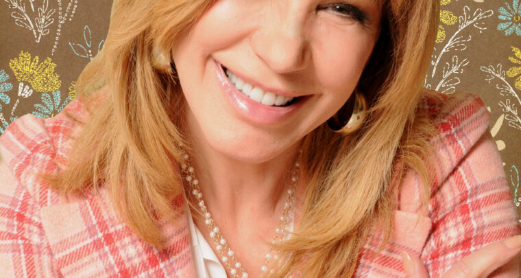 Leeza Gibbons Is Turning A New — And Beautiful — Page In Her Life