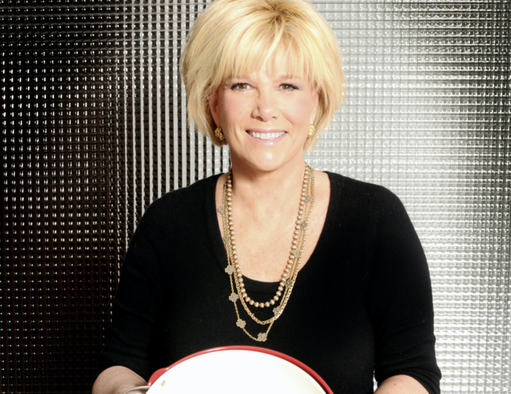 Joan Lunden Shares Her Recipe For Success