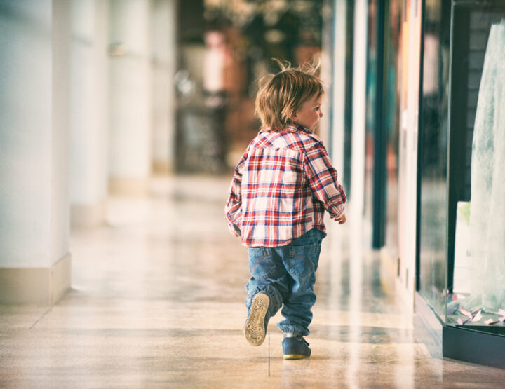This Viral Parenting Hack Can Help You In Case Your Child Gets Lost