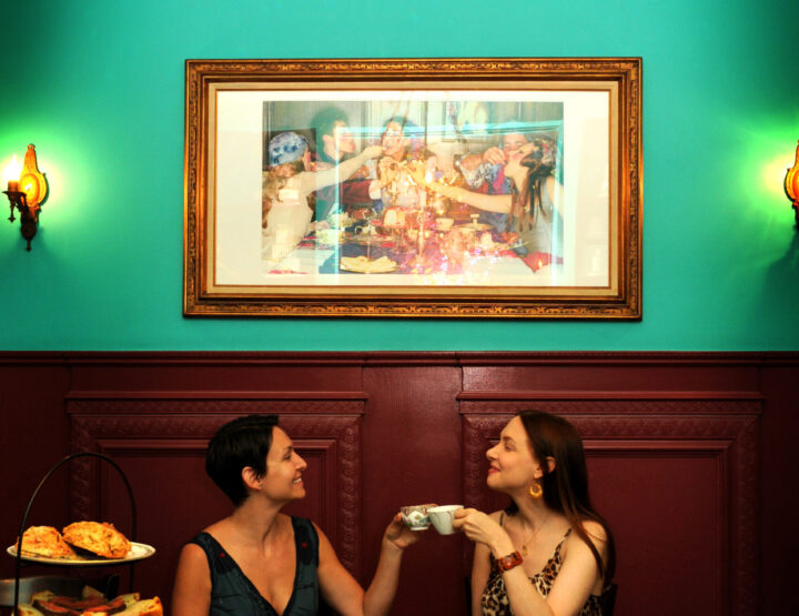 Take Your Kids To: Alice's Tea Cup In NYC