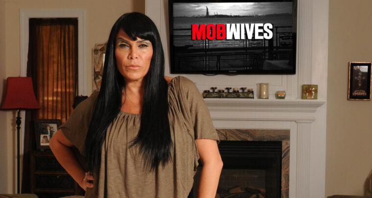 Renee Graziano Of Mob Wives Talks About Family And Why She's A Proud Italian Mama