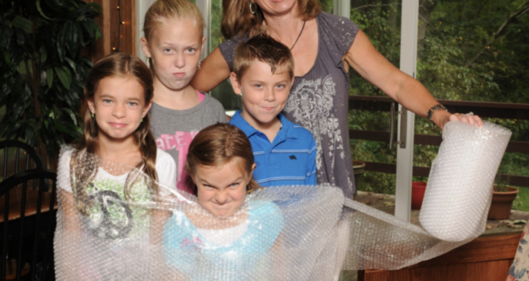 The Safety Mom Alison Rhodes Explains Why You Can't Keep Your Kids In A Bubble (Even If You Want To)