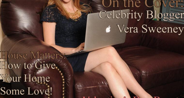Celebrity Parents Magazine: Vera Sweeney Issue