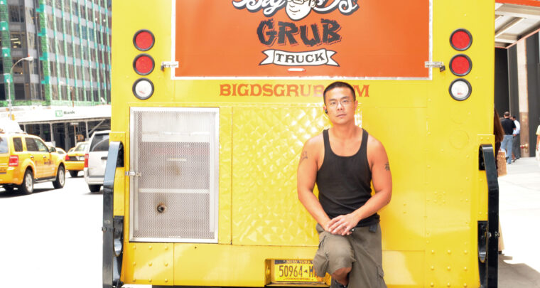 Big D's Grub Truck Is Feeding NYC One Taco & Grinder At A Time