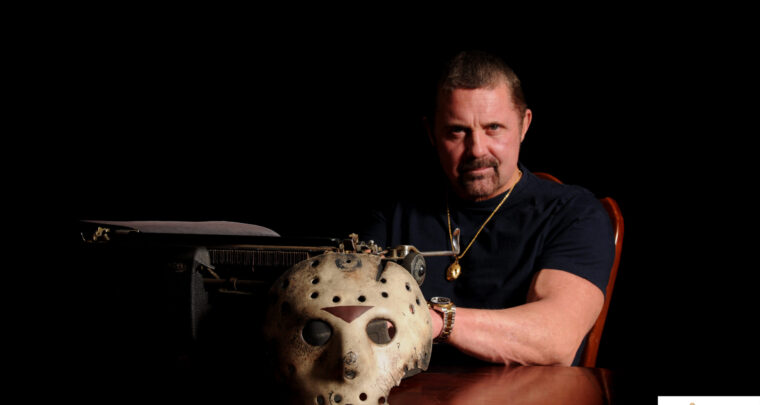 Friday the 13th's Kane Hodder Talks About Childhood Bullying, The Burn That Almost Killed Him, And Redemption