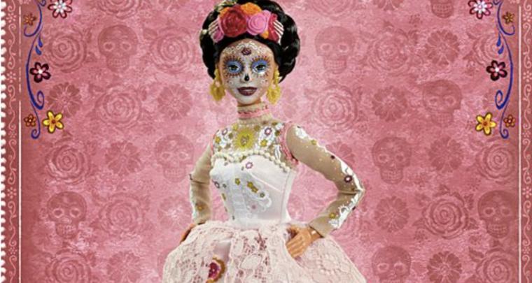 The Barbie Dia De Muertos Doll Is Drop Dead Gorgeous