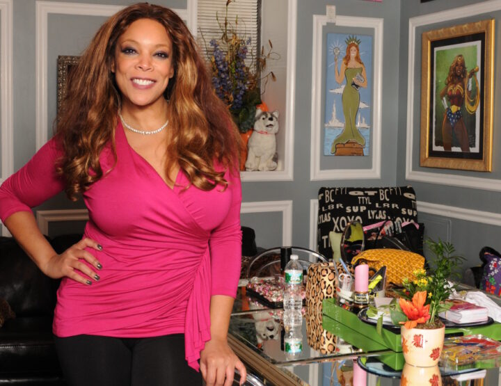 Wendy Williams Tells Us How She's Doin', And It's *Very* Good