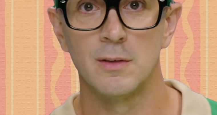 Steve Burns From Blue's Clues Viral Video Gives Us The Closure We Never Knew We Needed